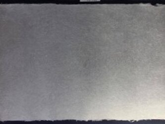 手漉き耳付き雲龍紙 自然色(うす茶)の画像