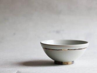 白釉飯碗(小)の画像