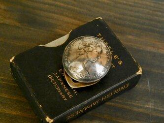 #S1 Australia Coin Scarf Clipの画像