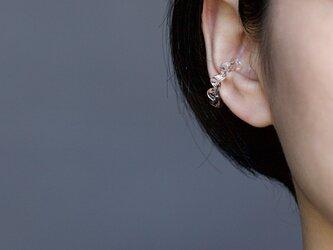 フリルイヤーカフ (片耳)の画像