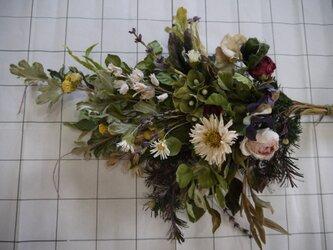 緑いっぱいの、花束 4の画像