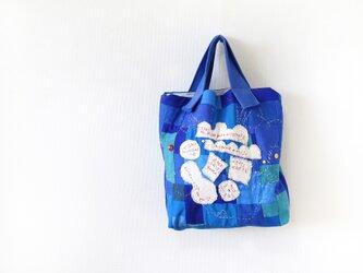"""2way-bluebag""""iroha""""の画像"""