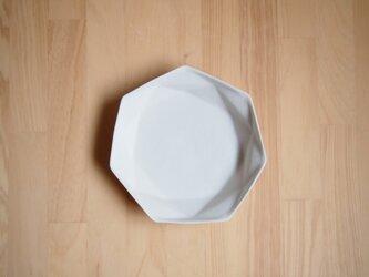 origamiプレート小(ホワイト)の画像