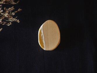 桜の木のブローチ  ― シン ―の画像