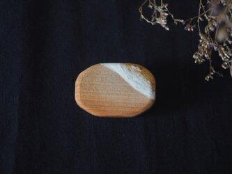 桜の木のブローチ  ― mebae ―の画像