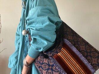 french ribbon 2way tote bag (corduroy)の画像