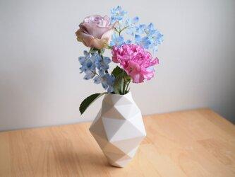 origami花瓶(ホワイト)の画像