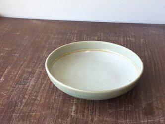 平鉢皿 釉彩の画像
