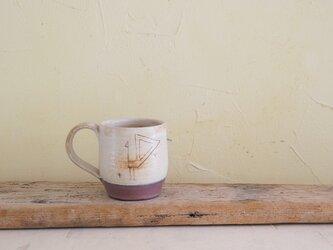 音の鳴る丸マグカップ birdの画像