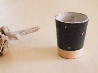 音の鳴るビアグラス(青/ベビーピンク)の画像