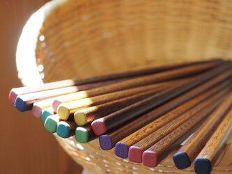 「漆塗り箸」毎日使うシンプルなお箸 記念日誕生日お祝いにの画像