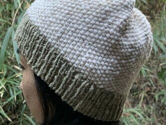 コットン帽子の画像