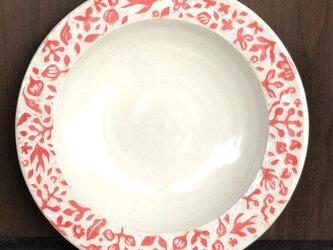 """kakiotoshi rim plate - """"soaring birds""""の画像"""