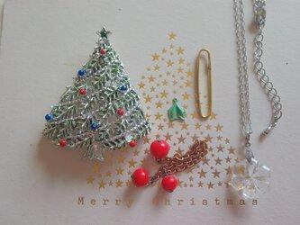 *Christmas ヴィンテージ 特別5点Set-Eの画像
