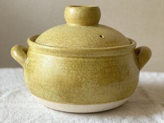 土鍋(2.5合炊き) ご飯炊き土鍋の画像