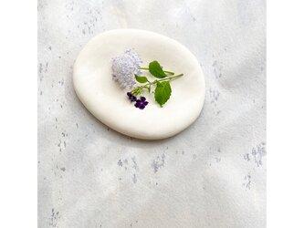 石ころプレート(D〜F 小) プレート皿 陶器の画像
