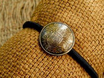 #H162 España Coin Hair Elasticの画像
