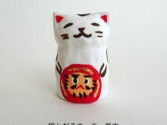 猫とだまる赤 見本(鶏口舎キャスト)の画像