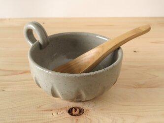 スープカップ~グレーの画像