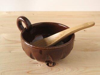 スープカップ~ブラウンの画像