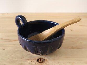 スープカップ~藍の画像