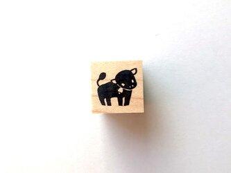 <ゴム製スタンプ>「仔牛」の画像