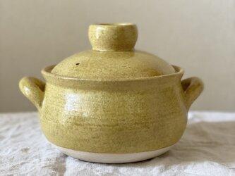 土鍋(3合炊き) ご飯炊き土鍋の画像