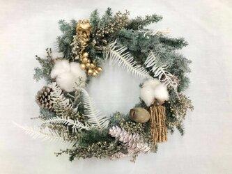 クリスマスリース Norwayの画像