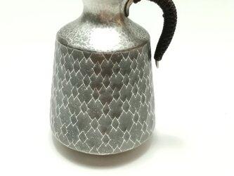 純銀/酒器 徳利 双魚紋の画像