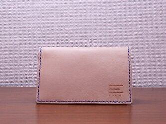 カードケース/ピンクベージュの画像
