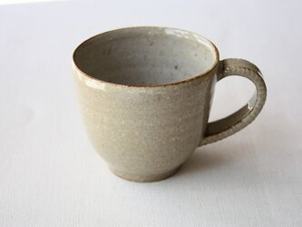 gizagizaマグカップ(ベージュ)の画像