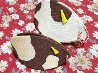 貝の口(大)〜丑〜 茶の画像