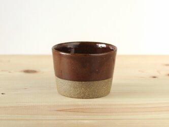 フリーカップ~ブラウンの画像