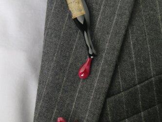 ロゼのヴィンテージ…滴はハートの画像