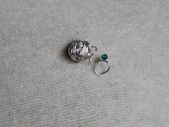 編み物シリーズ・毛糸玉 SV925の画像