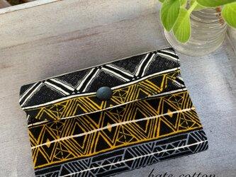 ■ミニ財布⭐︎アフリカン柄・エスニック柄⭐︎軽い財布!の画像