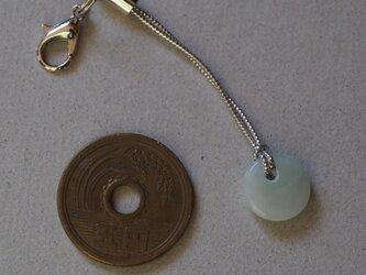 糸魚川翡翠 マスクチャーム002の画像