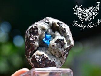 コバルトブルー★カバンサイト原石 caba001の画像