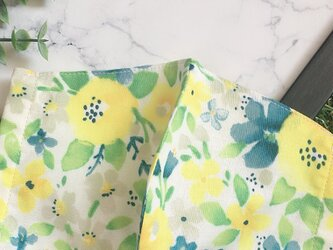秋冬マスク 立体マスク キッズ オトナ フラワー  花 の画像