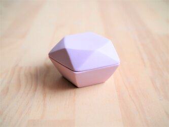 origamiボンボニエール・香合(ピンク)の画像