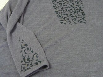 Aライン・セーターの画像