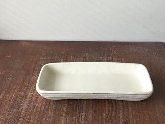 オーブンパン 角 瑠璃線の画像