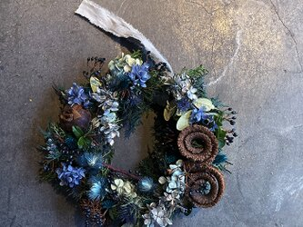 Wreath ~BLUE~の画像