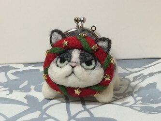 gamanekoカミーユ※クリスマスリースの画像