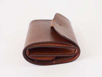 折りたたみ財布:【カラー】チョコの画像