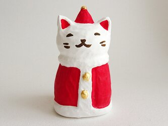 猫サンタ8 (鶏口舎キャスト)の画像
