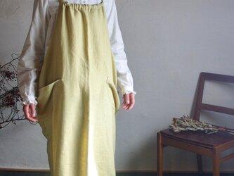 Apron dressの画像