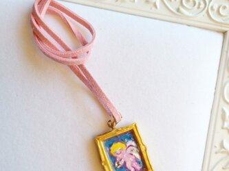 天使の贈り物☆チャーム・ネックレスの画像