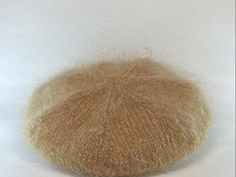 キッドモヘア:ベレー帽の画像