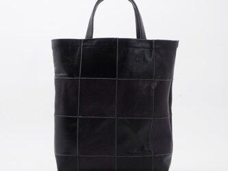 CalfLeatherHandbag(黒)/子牛革/HB013の画像